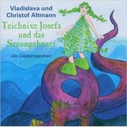 Teichnixe Josefa und das Seeungeheuer