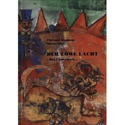 """Sonderangebot: Liederbuch """"Der Löwe lacht"""" mit CD"""