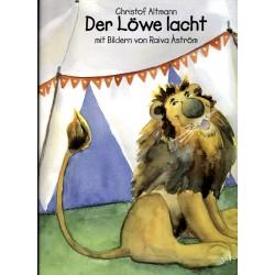 """Bilderbuch """"Der Löwe lacht"""" mit CD"""